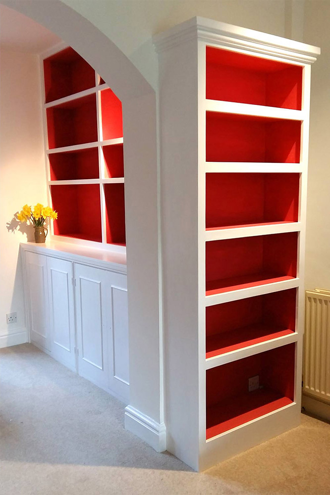 charlie-caffyn-designs-painted-bookshelves-full