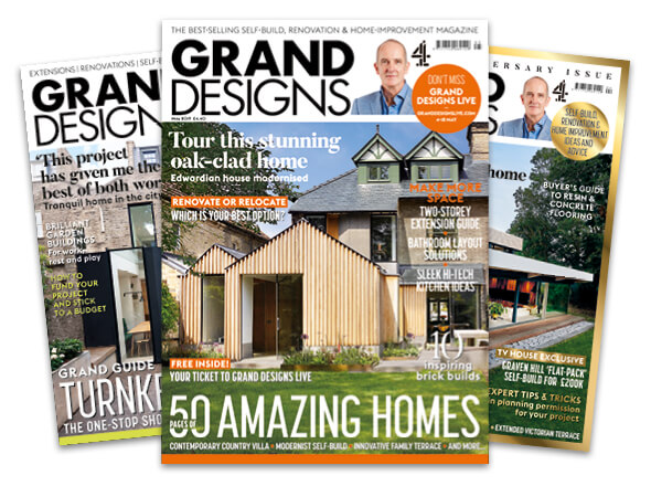 Grand Designs, May 19 cover