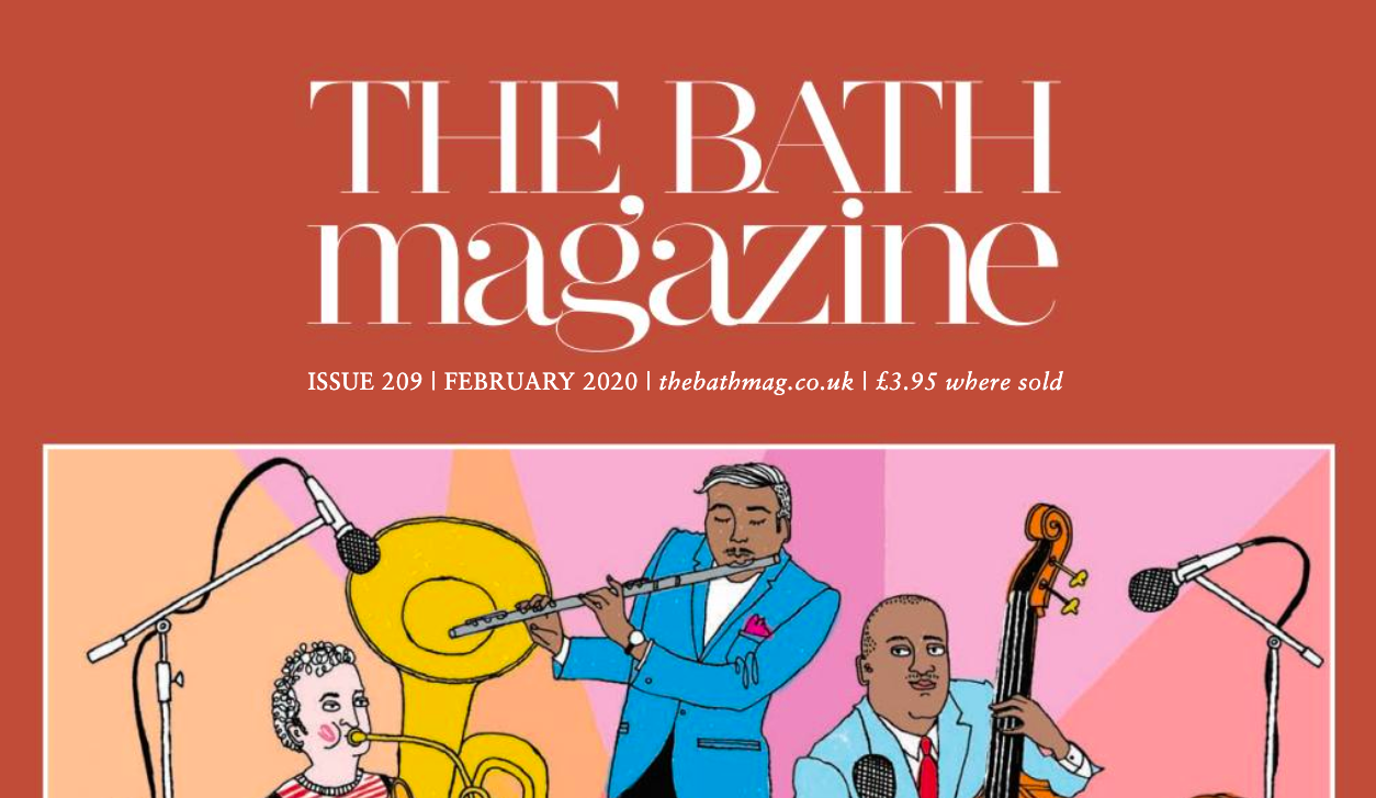 Bath Magazine, Feb20